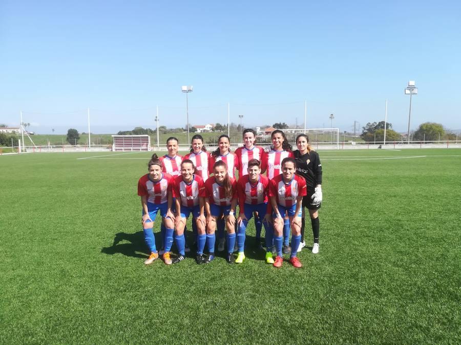 El Sporting se despide de la lucha por la Primera B
