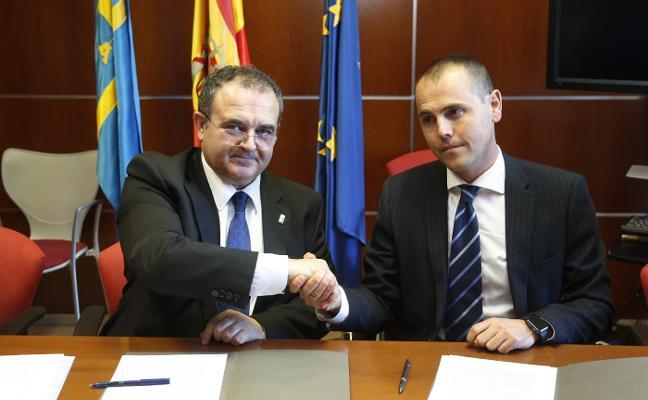 Enagás impulsará proyectos de biometano e hidrógeno 'verde' en Asturias
