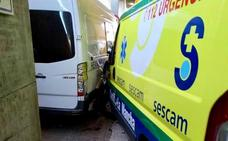 Una mujer muere atropellada por una ambulancia en el hospital de Toledo