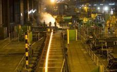 Arcelor plantea una nueva inversión en el tren de chapa, pero externaliza plantilla