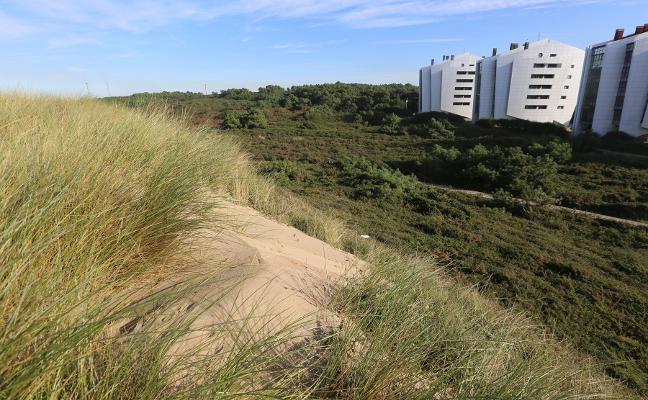 La promotora Aldergarten inicia de nuevo el trámite ambiental para construir en El Espartal