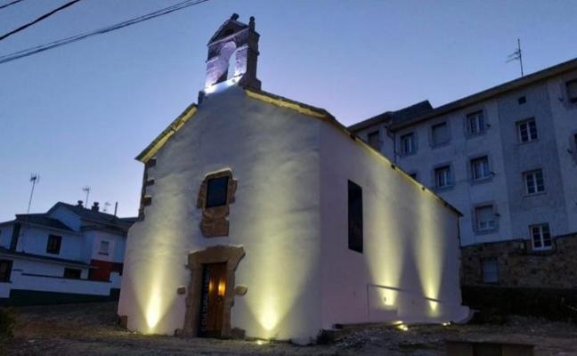 La antigua capilla de Lebrón se reconvierte en un centro cultural para Puerto de Vega