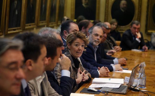 La candidata del PP defiende crear una Consejería de Innovación y Empresa