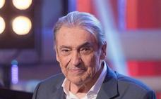 El cantante Alberto Cortez, hospitalizado de urgencia en Madrid