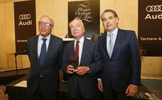 «A Oviedo soy de los que vuelven y de los que, desde luego, siempre volverán»