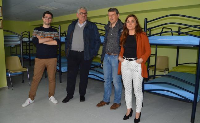Concluye la reforma del albergue de peregrinos de Tineo
