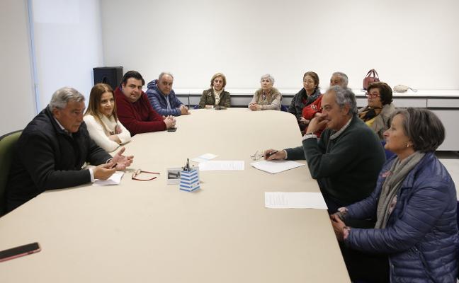 Álvaro Muñiz promete «prestarle a la zona rural la atención que merece»