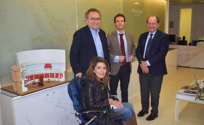 Cuesta propone que Oviedo opte a ser 'Ciudad creativa' por la Unesco