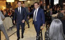 Rivera promete negociar rebajas en el peaje del Huerna y eliminar el impuesto de Sucesiones