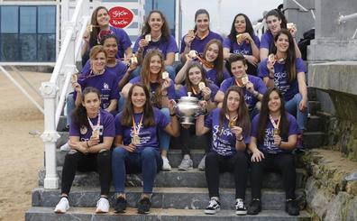 El Málaga será el primer rival del Liberbank Gijón en la Copa de la Reina