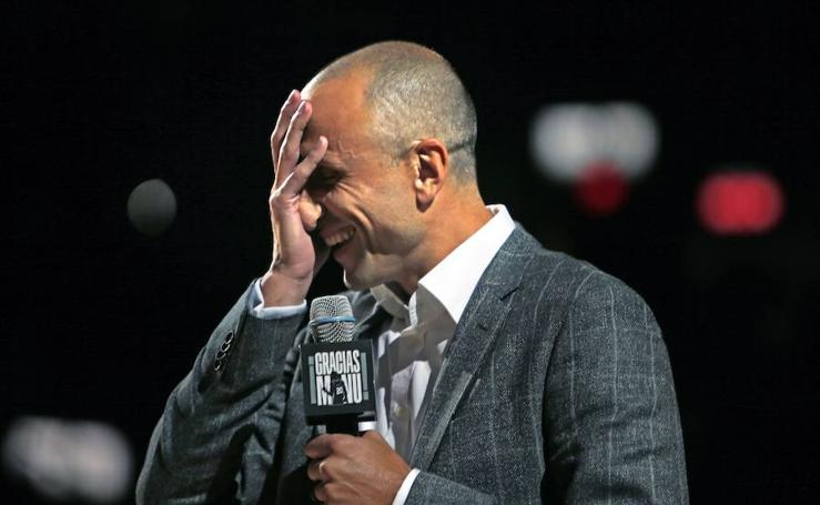 Homenaje a Manu Ginóbili en su despedida en los Spurs