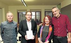 José Antonio Álvarez Riesgo presenta novela en Gijón