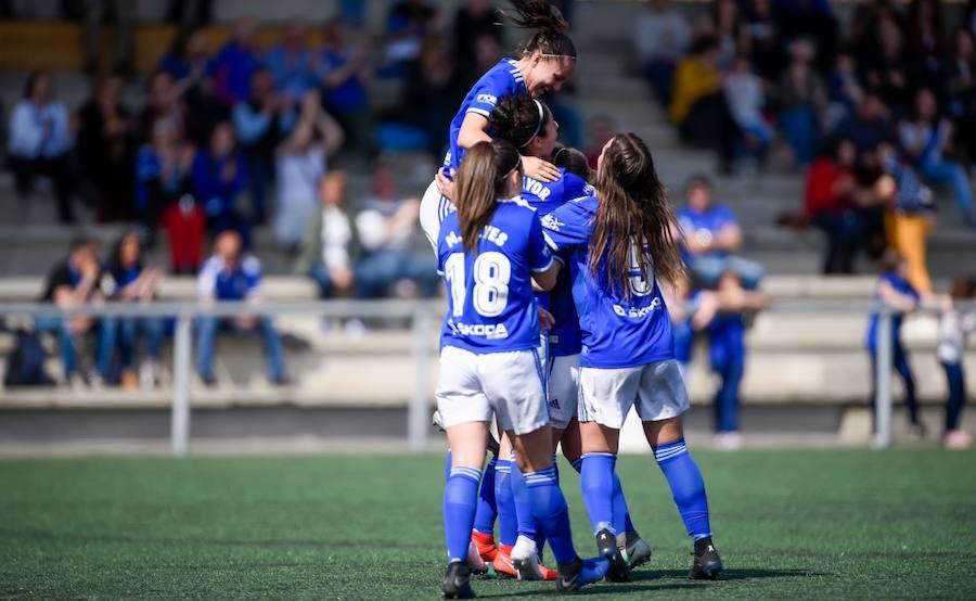 El Real Oviedo busca ser el segundo mejor de la categoría