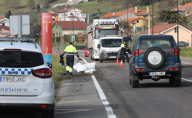 Fallece un joven camarero de 22 años en un choque frontal a la salida de Vegarrozadas