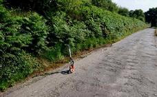 Tineo licita las obras de mejora de la carretera de Vallamonte, Baradal y Ordial de La Barca