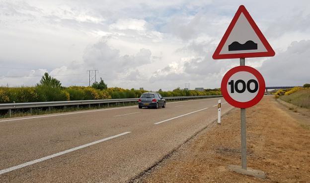 ¿La autovía con más baches de España?