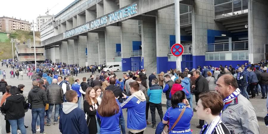 ¿Estuviste en el Real Oviedo – Deportivo?