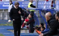 Real Oviedo | Anquela: «Hemos hecho todo lo posible y lo imposible por ganar el partido»