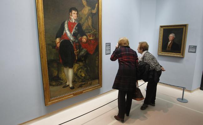 La asociación de amigos del Museo de Bellas Artes de Asturias será presentada en junio