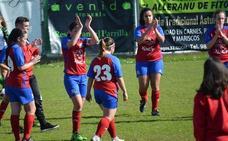Segunda División Femenina: el Gijón FF vende caros los puntos en La Cruz