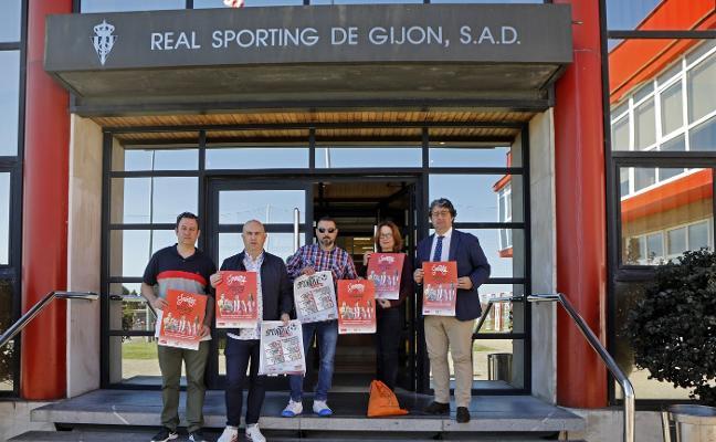 El club pone en marcha una nueva edición de Sporting Solidario