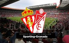 Participa en el sorteo de cinco entradas dobles para el Sporting - Granada