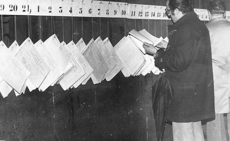 40 aniversario de las primeras elecciones municipales de la democracia