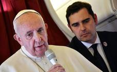 El Papa reconoce que los escándalos hacen que la Iglesia resulte «molesta e irritante»