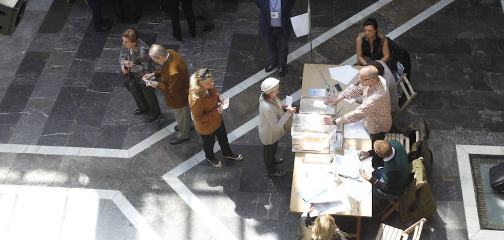 Uno de cada diez de los electores asturianos están censados en el extranjero