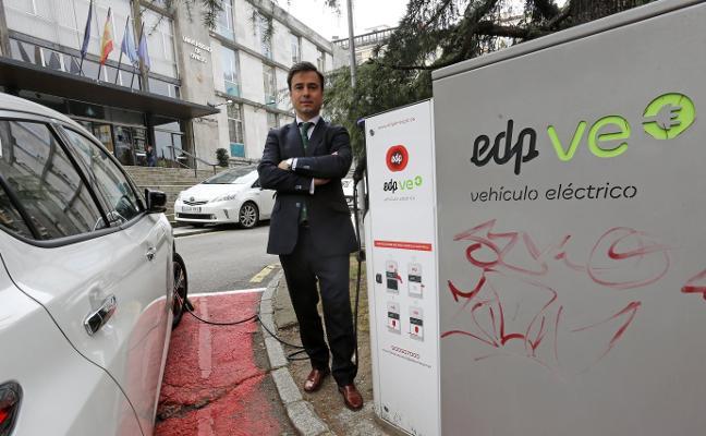 Los coches eléctricos llegan a Asturias