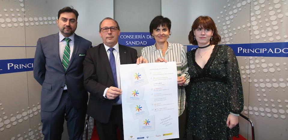 21.000 condones 'Prestosu' gratuitos por toda Asturias