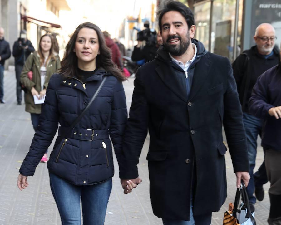 Así es Xavier Cima, el marido nacionalista de Inés Arrimadas