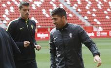 Carmona regresa con el grupo tras superar su lesión