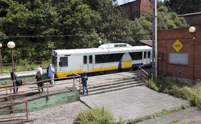 El Principado insta a recortar frecuencias en las 72 estaciones de tren con menos viajeros