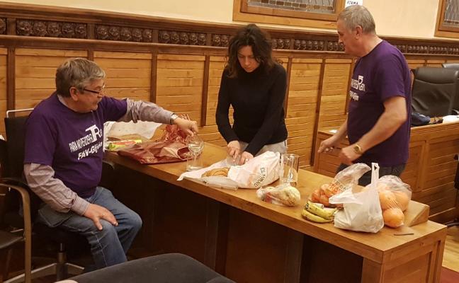 Nuria Rodríguez, el cumpleaños de una concejala encerrada en el Ayuntamiento
