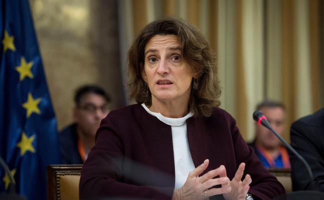 Ribera pide a la UE medidas de protección para las eléctricas españolas frente a Marruecos