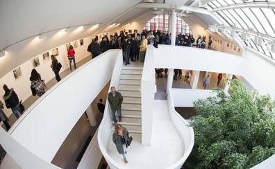 El Museo Barjola de Gijón exhibe la colección Cajastur
