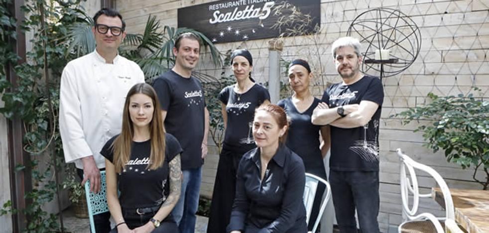 Scaletta 5