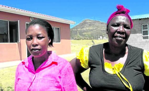 'Mamá leona', la mujer que apuñaló a los violadores de su hija y mató a uno de ellos