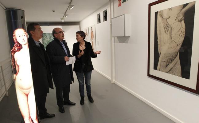 La colección Cajastur se destapa en Gijón