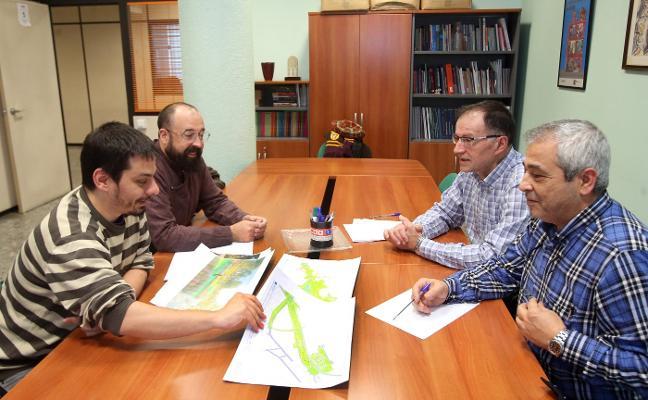 Comisiones Obreras respalda el proyecto del Bulevar de Santullano