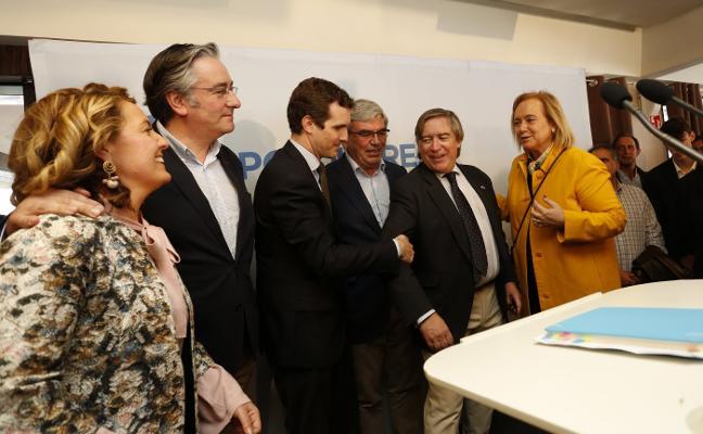 «Malestar» en la dirección del PP asturiano por la ausencia de «integración» en la candidatura