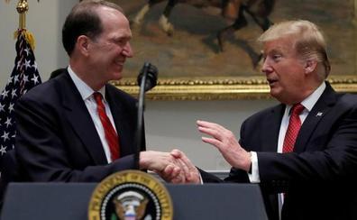 Donald Trump coloca al frente del Banco Mundial a un crítico con el multilateralismo
