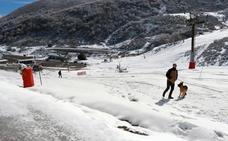 Fin de semana de abrigos y paraguas en Asturias