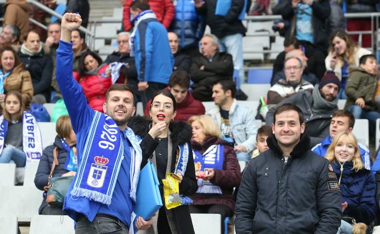 ¿Estuviste en el Real Oviedo-Las Palmas? ¡Búscate aquí!