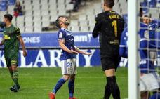 Cruel castigo para el Real Oviedo