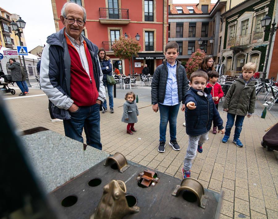 El mercado tradicional regresa a Noreña