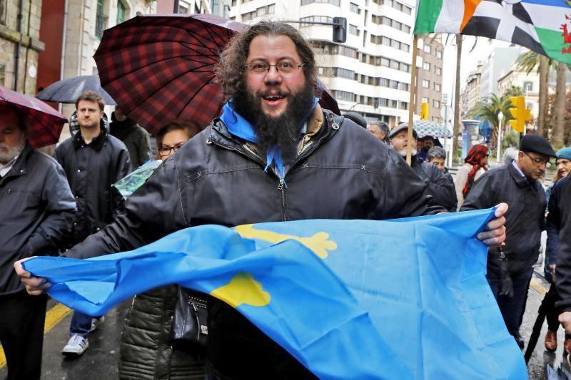 Defensa de la oficialidad de la llingua en Gijón