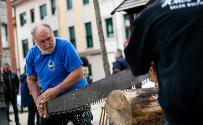 Noreña recupera su mercado tradicional