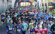 Más de 500 corredores en la I Carrera de Empresas de Asturias